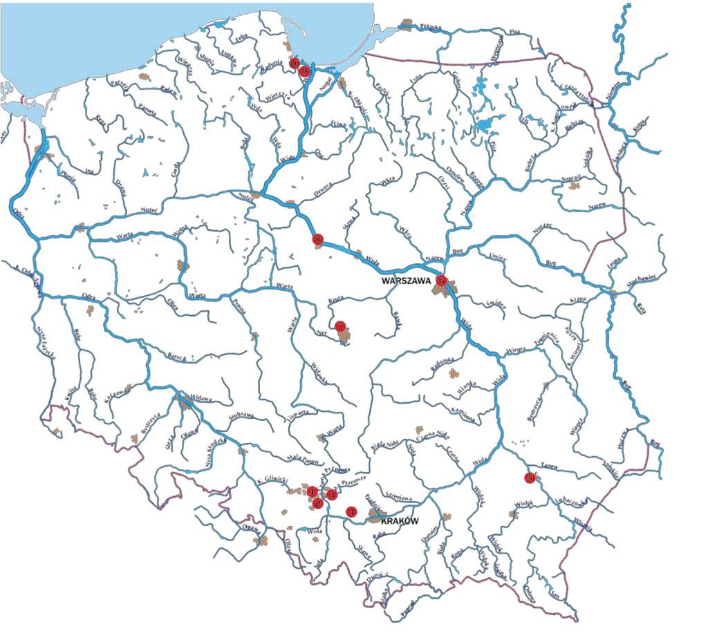 Szokujace Doniesienia O Zanieczyszczeniu Wody W Polskich Rzekach